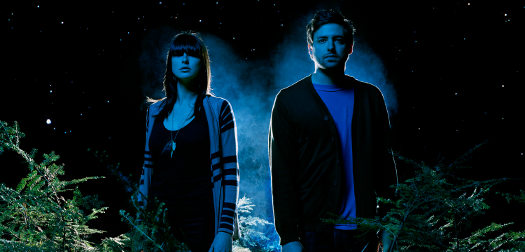 You've Got Your Hand on the Button Now: A Talk with Phantogram