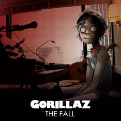 Gorillaz - <i>The Fall</i>