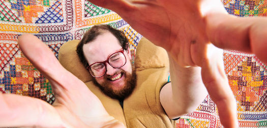Dan Deacon: The New Face of Beauty
