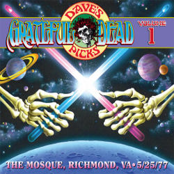 Grateful Dead - <i>Dave's Picks Vol. 1</i>