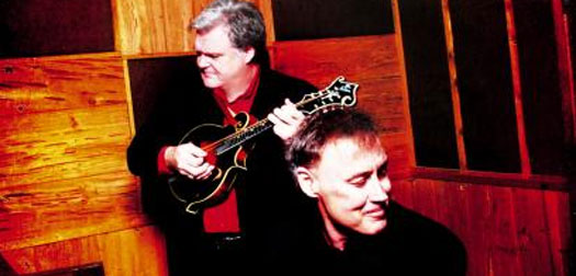 Ricky Skaggs and Bruce Hornsby w/ Kentucky Thunder