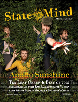 State of Mind - December 2005/January 2006