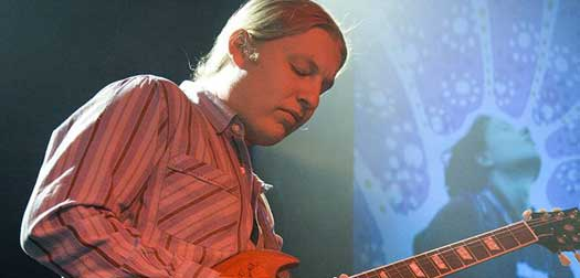 Conversation with Derek Trucks