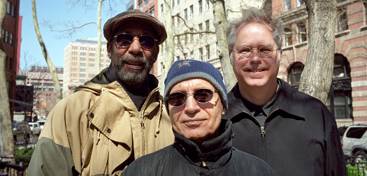 Bill Frisell' Ron Carter' Paul Motian